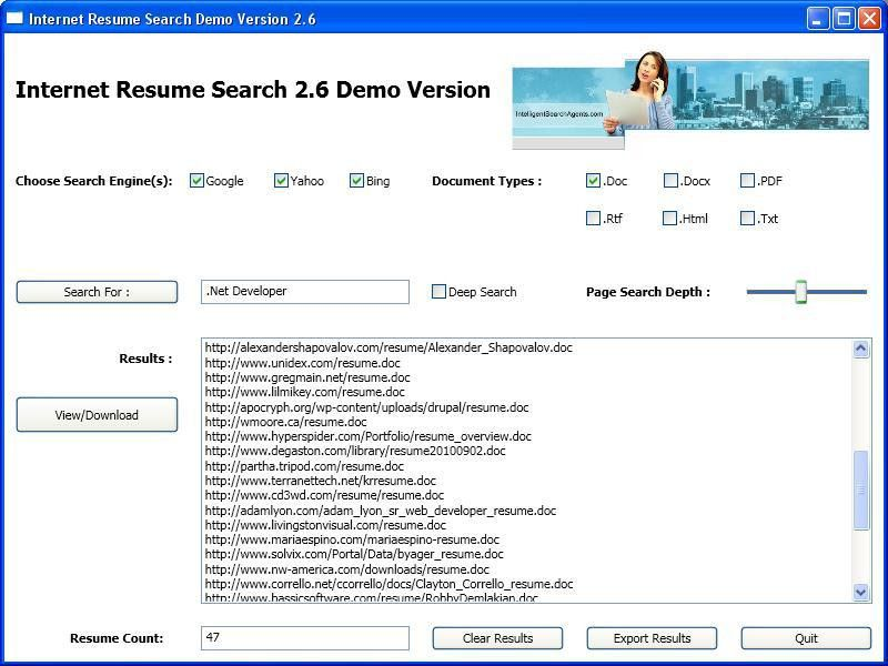 Outstanding Search Resumes For Free For A Employer 62 With ...