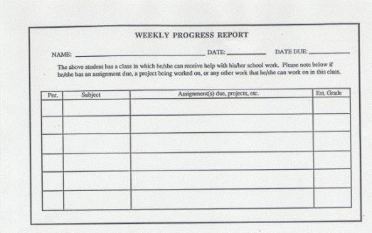 21+ Free Progress Report Template - Word Excel Formats