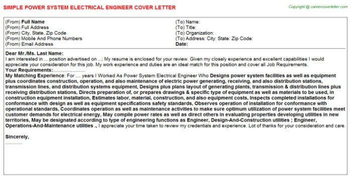 Formula Clerk Cover Letter