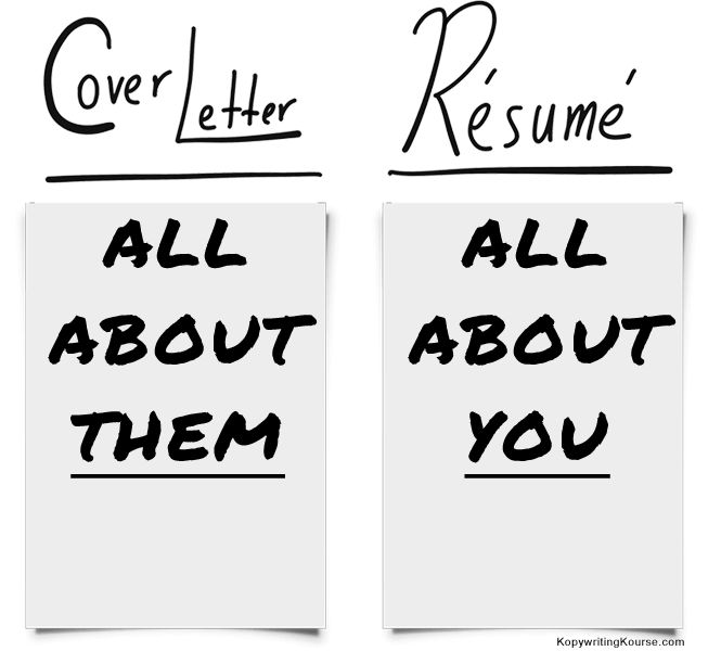 Cover Letter Vs Resume Cover Letter Vs Resume Cover Letter Vs ...