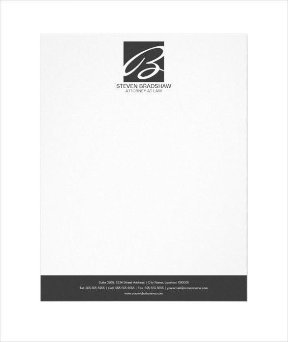 Letterhead Sample [Nfgaccountability.com ]