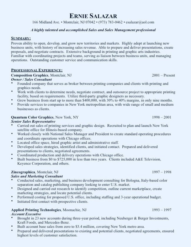 Job Wining Chief Marketing Officer Resume Sample : Vinodomia