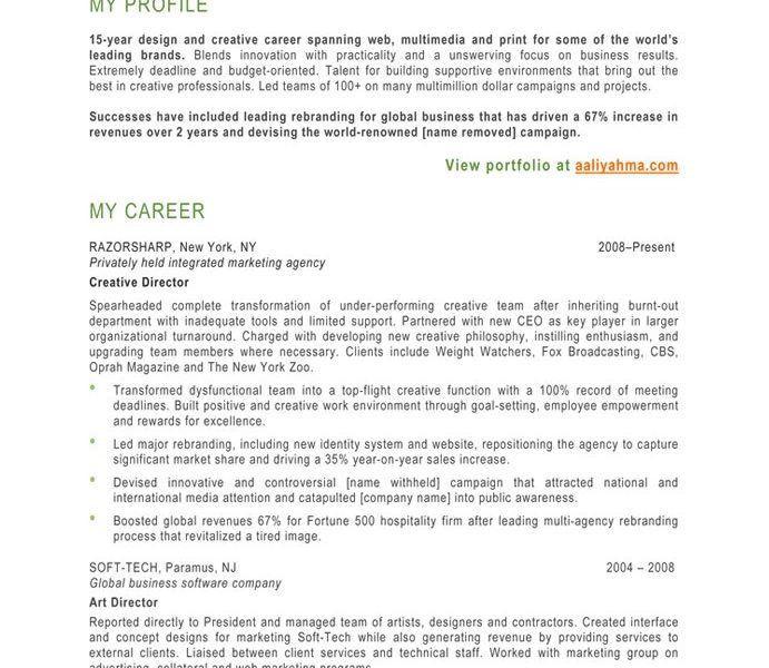 art director resume sample art director resume samples visualcv