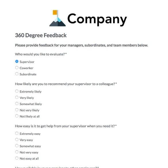 Web Form Templates | Customize & Use Now | Formstack