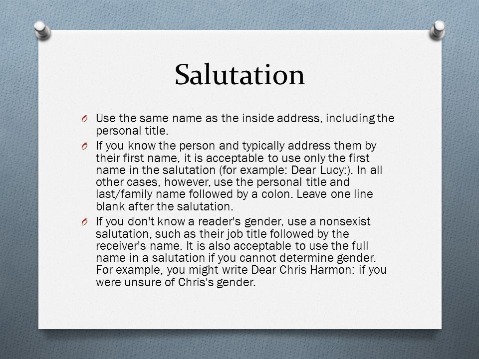 Professional Business Writing: s and Letters - ppt download