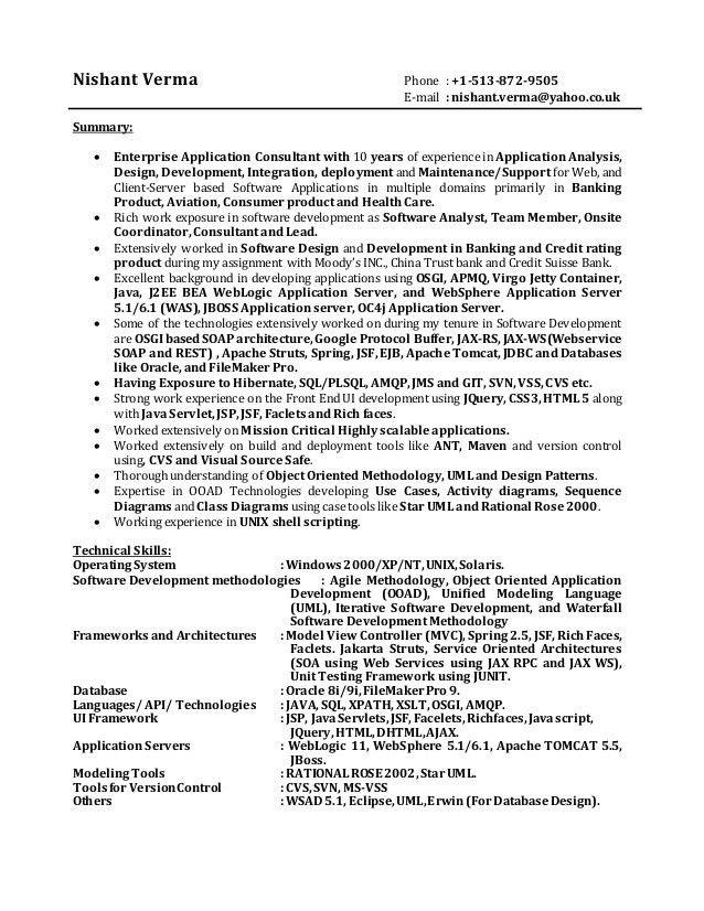 Resume- Nishant Verma (JEE Consultant with 10+ years ) (1)