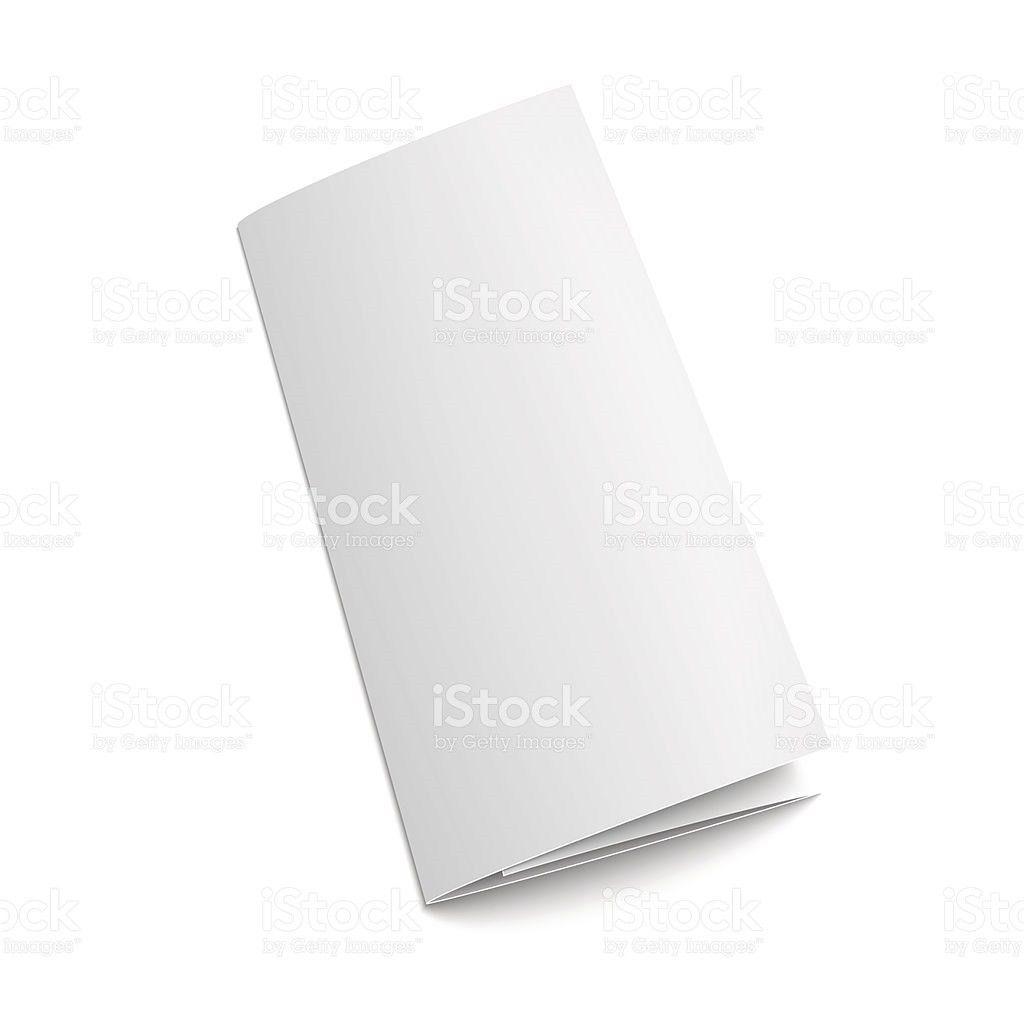 Blank Brochure Clip Art, Vector Images & Illustrations - iStock