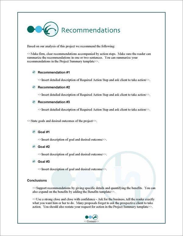 Proposal Pack Plumbing #1 - Software, Templates, Samples