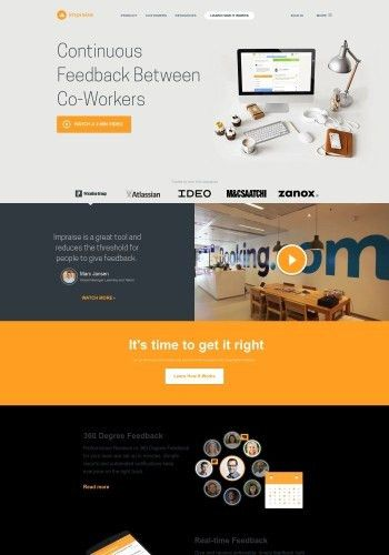 11+ Examples of CRM Landing Page Designs to inspire you