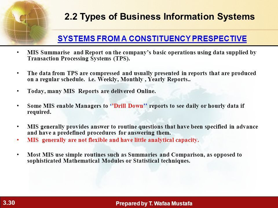 Global E-Business: How Businesses Use Information Systems - ppt ...
