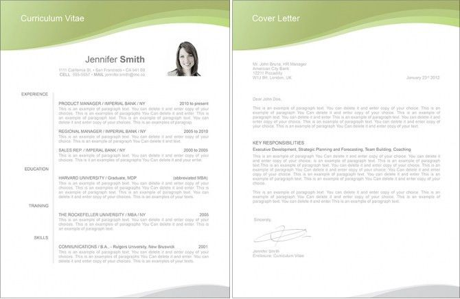 Resume Template - 106050 | ResumeWay