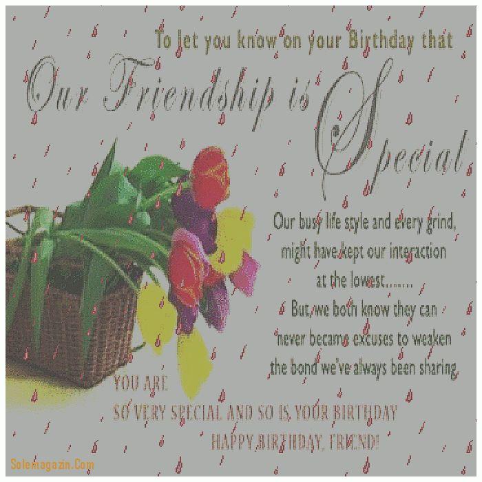Birthday Cards: Unique Birthday Card for Close Friend Birthday ...