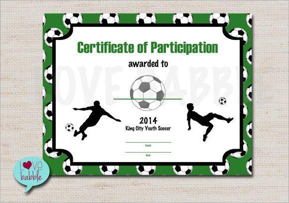 sports awards templates