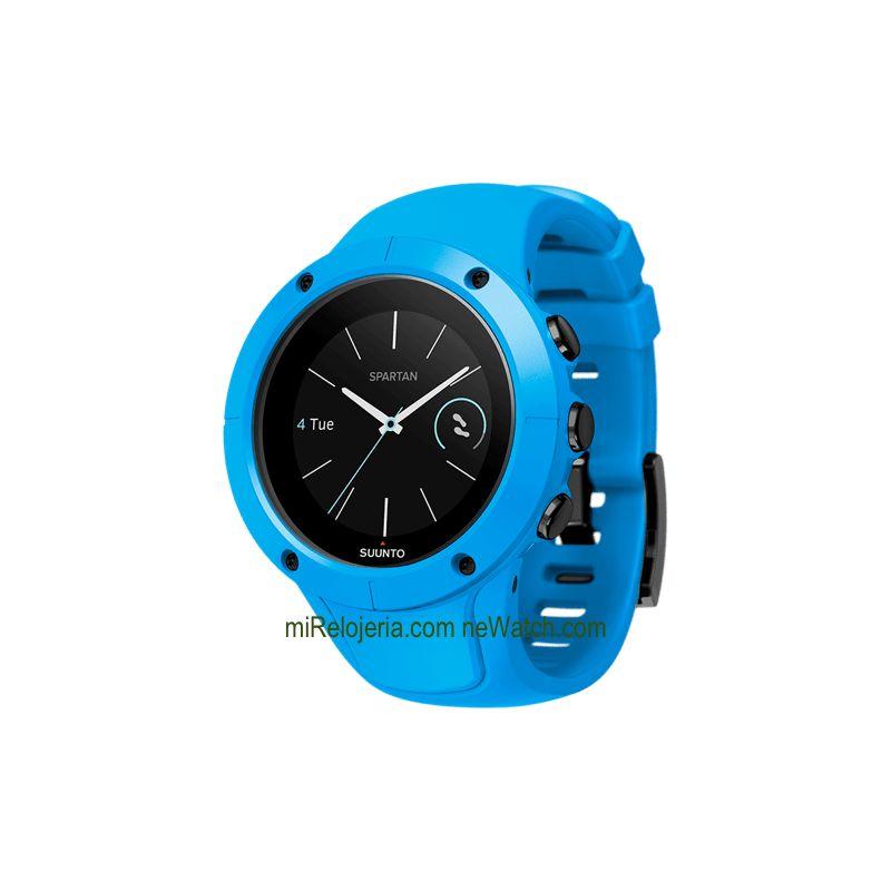 Spartan Trainer Wrist HR Blue - Relojerias Ceni S.L.