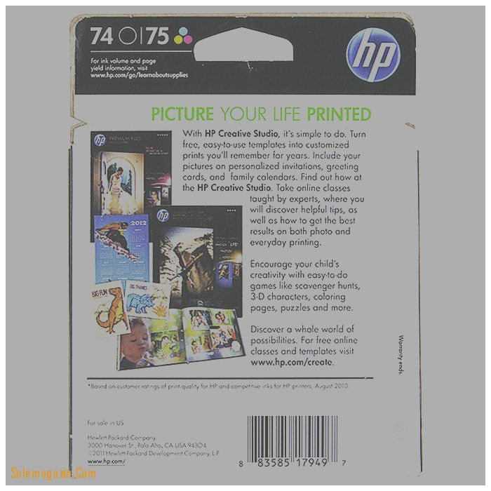 Greeting Cards. Awesome Hp Greeting Card Template: Hp Greeting ...