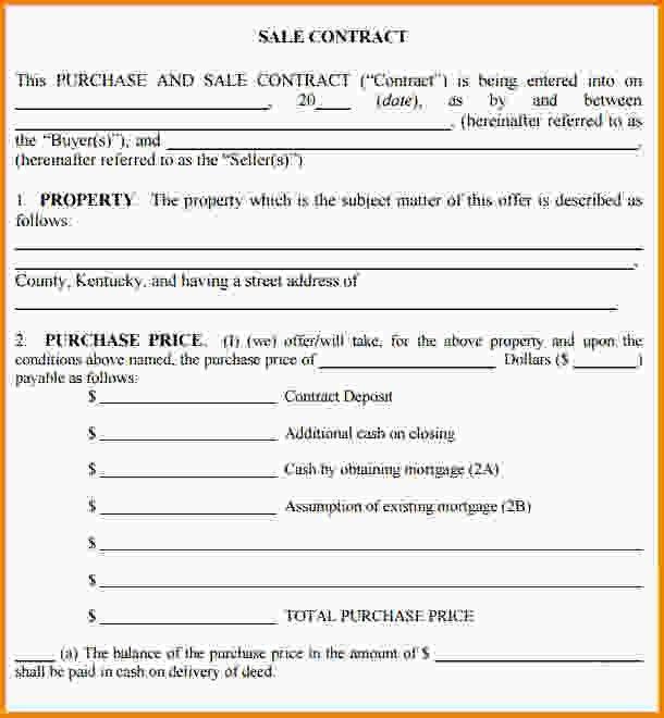 Sales Contract Template.sales Contract Template Word.jpg ...
