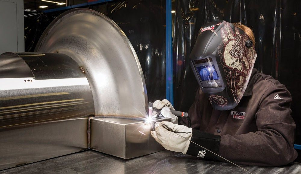 The wide world of welding stainless steel - The Fabricator