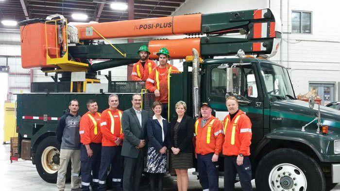 Horizon Utilities Donates Truck to Conestoga College Powerline ...