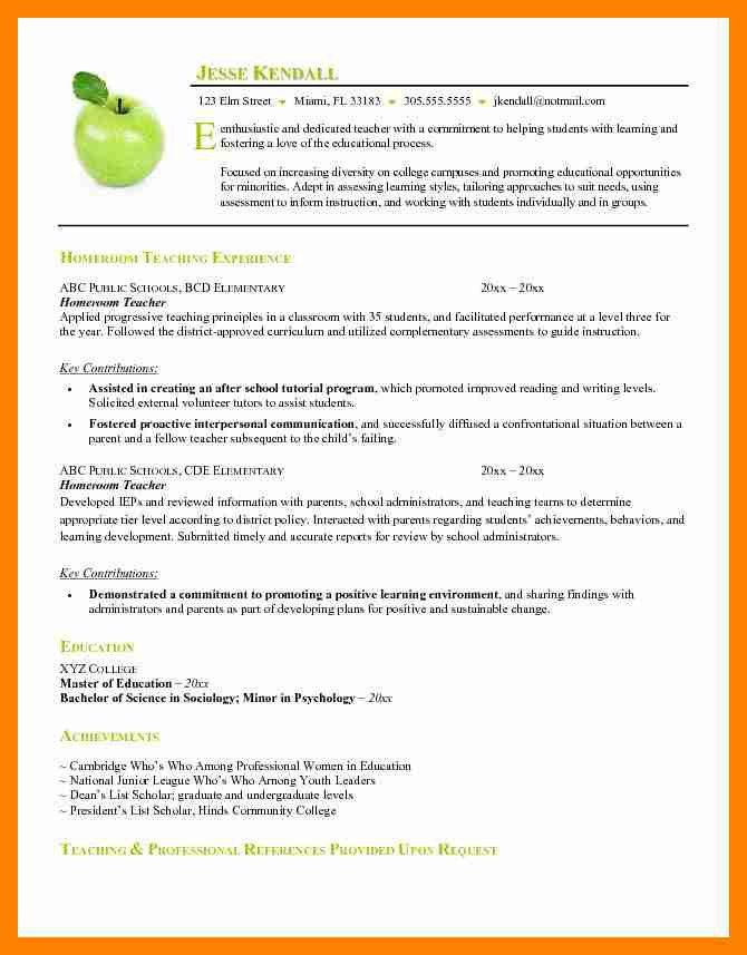 4+ resume template for teaching | doctors signature
