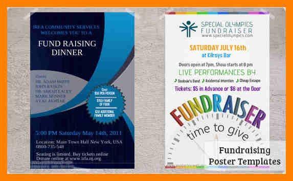 Fundraising Flyer. Fundraiser-Flyers-Template-Free-Fundraiser ...