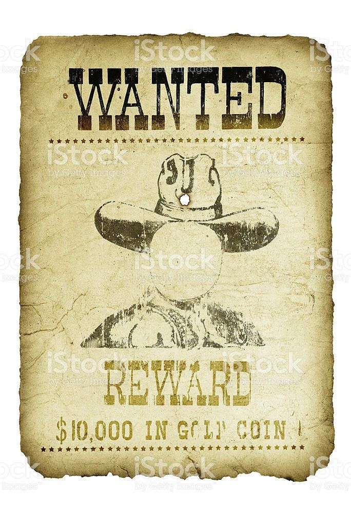 Wanted Poster Pictures, Images and Stock Photos - iStock