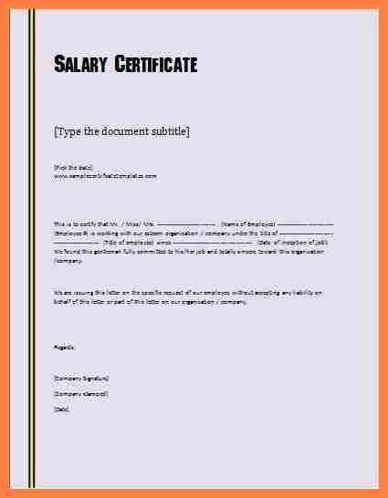 Certificate Format. Free Certificate Templates 12 Certificate ...