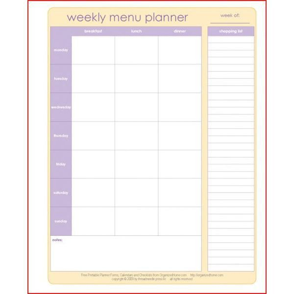 Diet Plan Template. Best 25+ Meal Planning Templates Ideas On ...