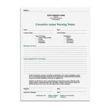 Employee Warning Notice. Warning Notice Download Employee Write-Up ...