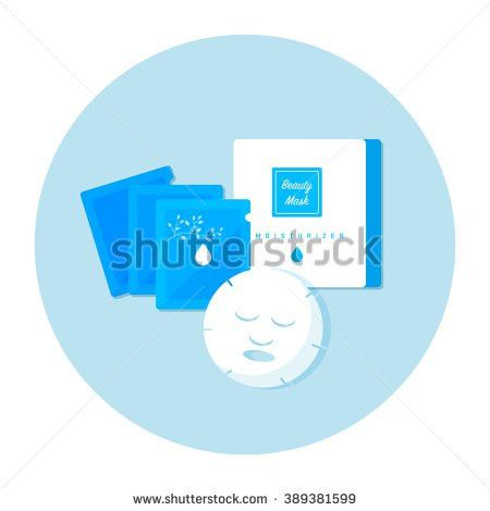 Facial Mask Pack Stock Images, Royalty-Free Images & Vectors ...