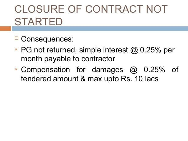 Suspensions and Delays in Construction Contract