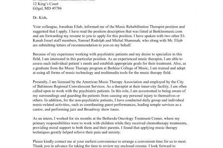 massage therapist cover letter sample best massage therapist