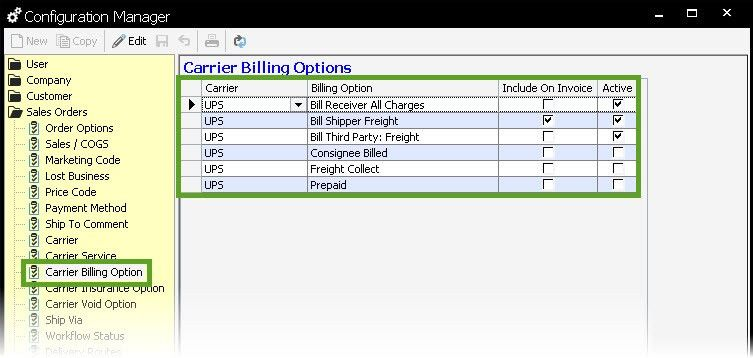 Include Shipping Charges on Invoices | Acctivate Help
