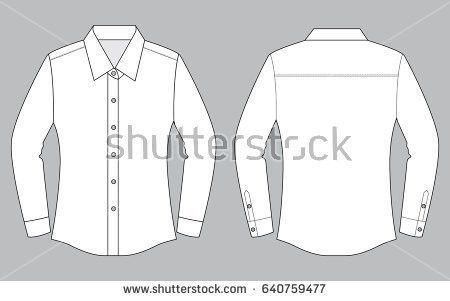 Shirt Template Stock Images, Royalty-Free Images & Vectors ...