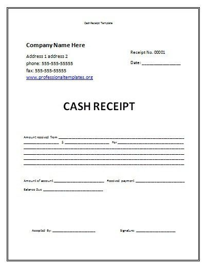 Best 25+ Free receipt template ideas only on Pinterest | Tooth ...