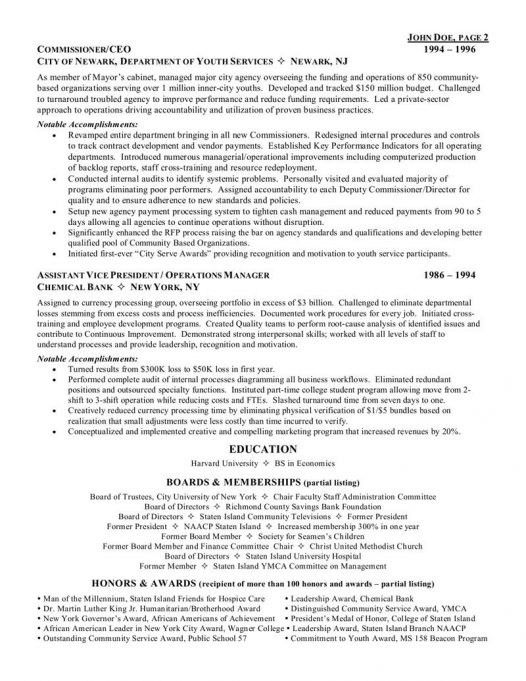 sample school counselor resume example provided by a professional ...