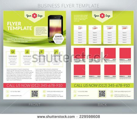 Product Flyer Stock Images, Royalty-Free Images & Vectors ...