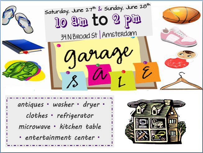 Free Printable Garage Sale Flyers Templates - Attract More ...