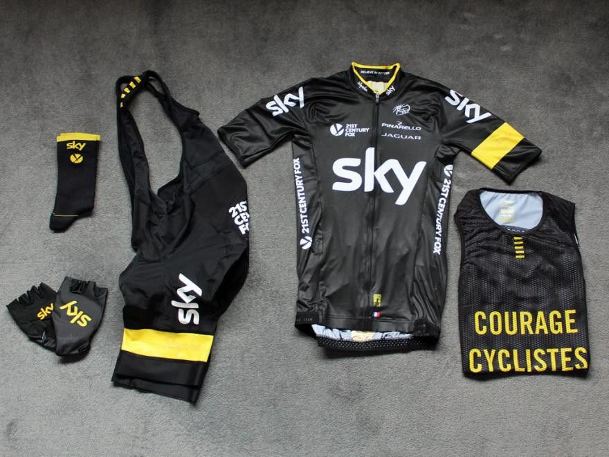 Vote: Which clothing brand will sponsor Team Sky in 2017? | road.cc