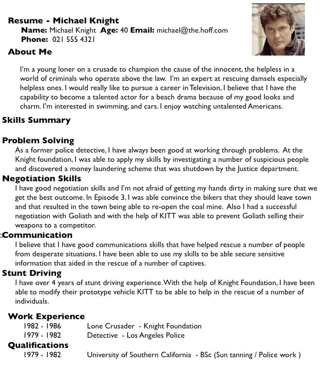 25 best ideas about sample resume templates on pinterest cv format ...