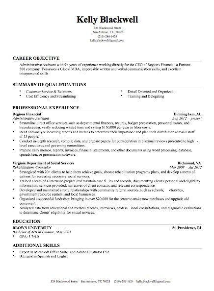 Free High School Resume Builder - Best Resume Collection