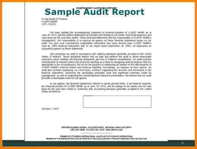 Sample Financial Reports. 21+ Free Financial Report Template ...