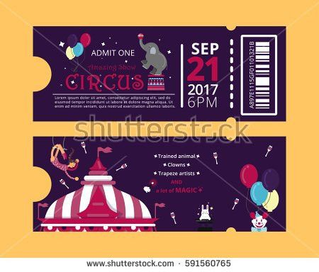 Ticket Carnival Stock Images, Royalty-Free Images & Vectors ...