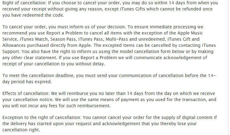 Examples of No Return, No Refund Policies - TermsFeed