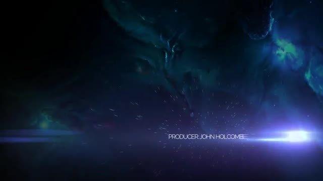 Space Odyssey Intro After Effects Template - Free AE Templates