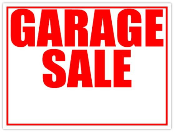 14 Best Images of Free Printable Garage Sale Signs Templates ...