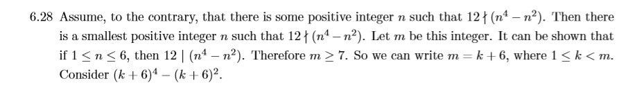 induction - Proof by minimum counter example - Mathematics Stack ...