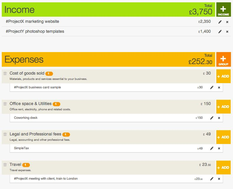 A clever way to keep track of your freelancing cash effortlessly ...