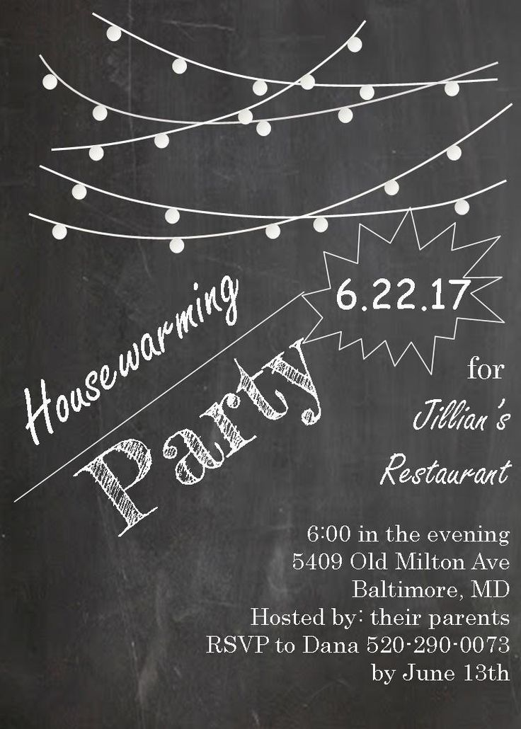 21 best House warming party invitaitons images on Pinterest | Open ...