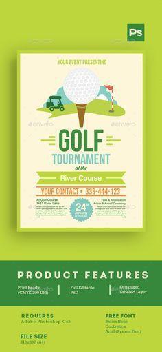 golf-outing-flyer.jpg | Flyer Ideas/Templates | Pinterest | Golf ...