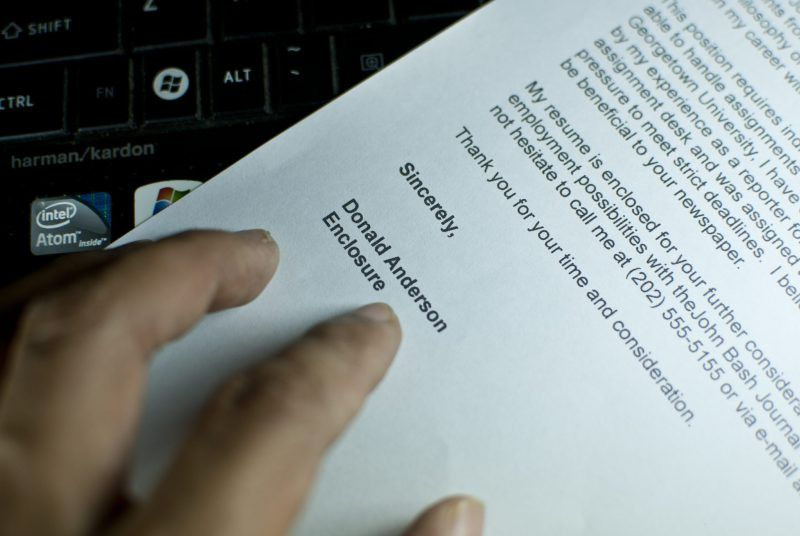 Cover Letter Closing Statements: Tips and Examples